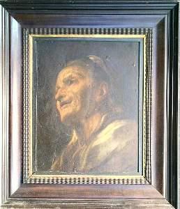 83: After Jacob Jordaens HEAD OF A WOMAN