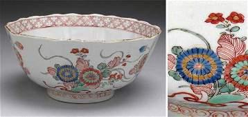 191: Chinese Famille Verte Bowl Deep Bowl