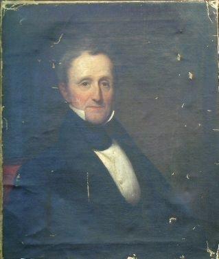 2011: Daniel Huntington American 1816-1906 PORTRAIT OF