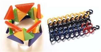 Set of Two Missoni Bracelets