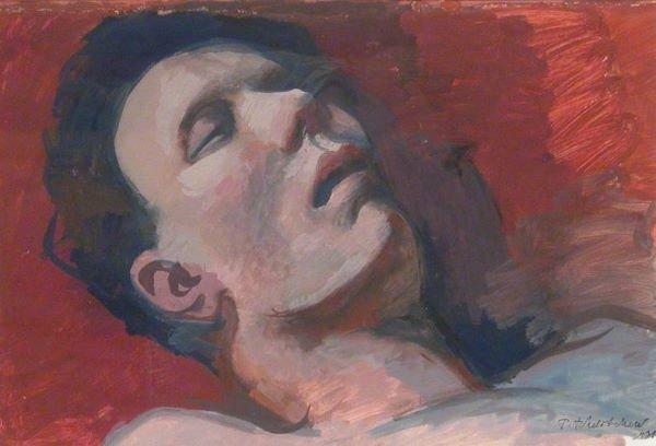 14: Pavel Tchelitchew Russian/American, 1898-1957 HEAD