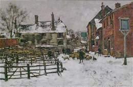 91 Henry John Yeend King British 18551924 SHEEP MARK