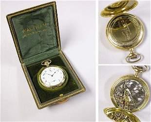 Rare Gold Premiere Maximus Watch