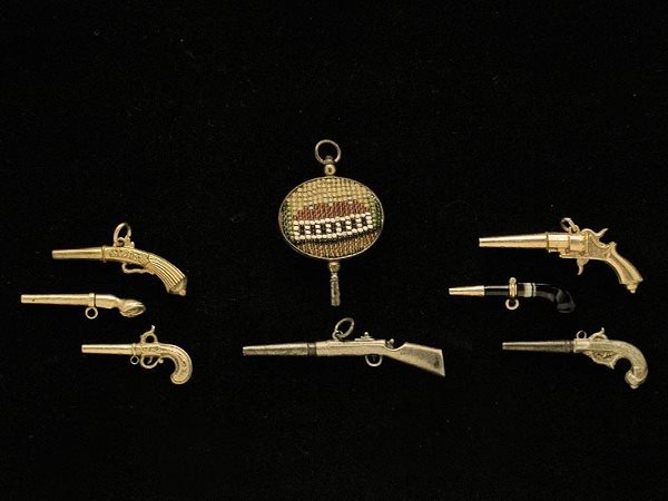 1030: Group of Assorted Watch Keys