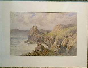 H.D. Bell British, 19th century ON THE CORNISH CO