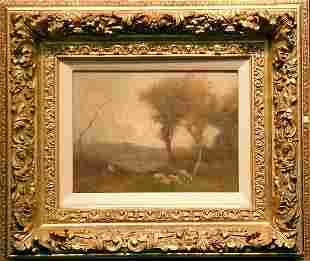 Edwin Sherwood Calvert British, 1844-1898 SHEPHER