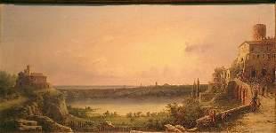 John Linton Chapman American, 1839-1905 LAGO DI N