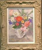 2055: Herbert W. Meyer American, 1882-1960 FLOWERS IN A