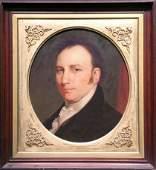 11: William Brigham American, 1834-1863 PORTRAIT OF AN