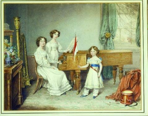 1001: Austrian School, Early 19th century THE RECITAL