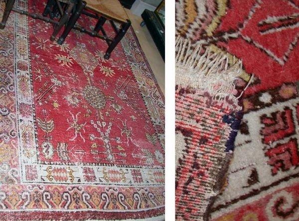 1639: Samarkand Rug