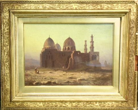 2024: Paul Pron Continental, 19th century MOSQUE OF THE