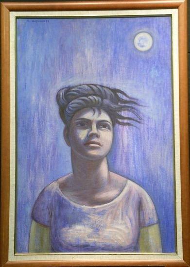 3: Raul Anguiano Mexican, b.1915 LUNA