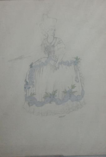 5: Studio of Leon Bakst COSTUME DESIGN