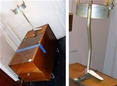 154A: Teak Lamp Table
