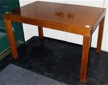 175A: Teak Dining Table