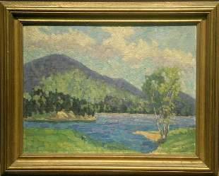 Vera Eugenia Andrus American, 1896-1979 LAKE LAND