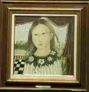 Marie-Kate Dahl 20th Century DOUCE AGATHE