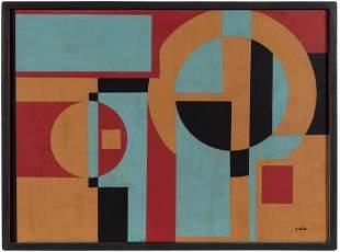 Sandu Darie Cuban, 1908-1991 Untitled, circa 1950s