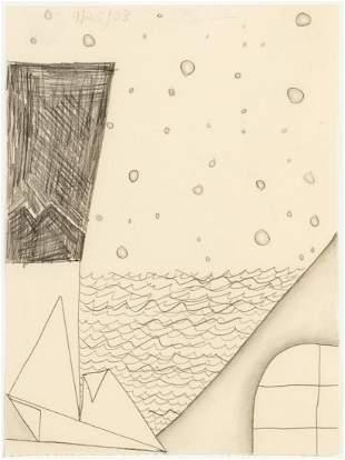 Carroll Dunham American, b. 1949 Untitled, 2003