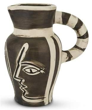 Pablo Picasso (1881-1973) PICHET GRIS GRAVÉ (ALAIN