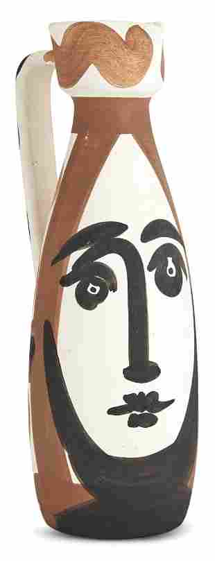 Pablo Picasso (1881-1973) VISAGE (ALAIN RAMIÉ 288)