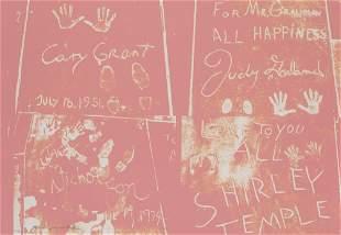 Andy Warhol (1928-1987) SIDEWALK (FELDMAN/SCHELLMAN