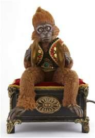 THE PHANTOM OF THE OPERA Stage used mechanical monkey