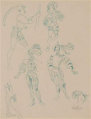 Cecil Beaton British, 1904-1980 Swan Lake/NYC Ballet