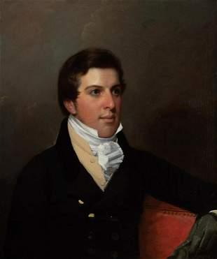 John Wesley Jarvis American, 1780-1840 Portrait of