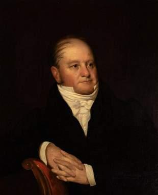 Gilbert Stuart American, 1755-1828 Portrait of John