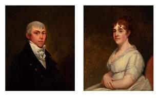 After Gilbert Stuart American, 1755-1828 Thomas
