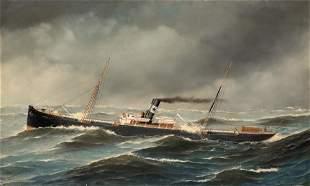 Antonio Nicolo Gasparo Jacobsen Danish/American,