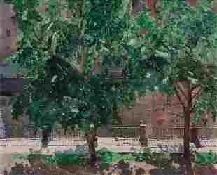 Konstantin Andreevich Somov Russian, 1869-1939 Study of