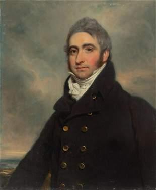 British School 18th/19th Century Portrait of Henry