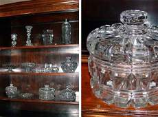 2558 Group of Baccarat and Miscellaneous Glassware