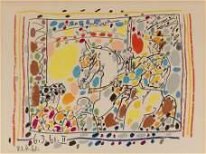 After Pablo Picasso LE PICADOR II (BLOCH 1017; MOURLOT