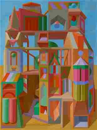 Joseph Amarotico American, 1931-1985 Untitled, 1972