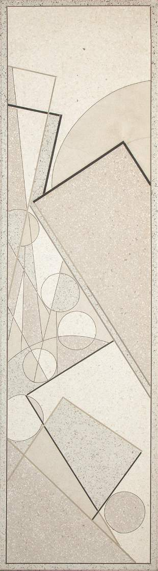 Andrea Blum American, b. 1950 Terrazzo