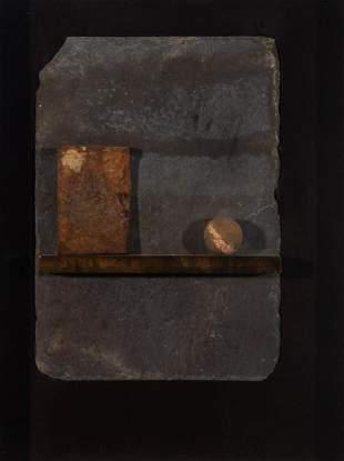 Varujan Boghosian American, b. 1926 Untitled, 1992