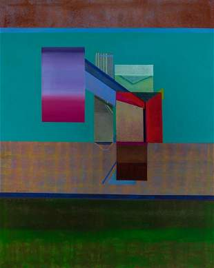 20th Century School, Untitled (Abstract)