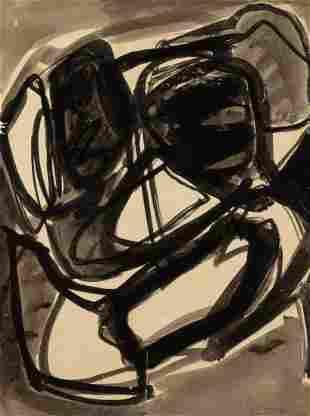 Bertrand Dorny French, 1931-2015 Untitled
