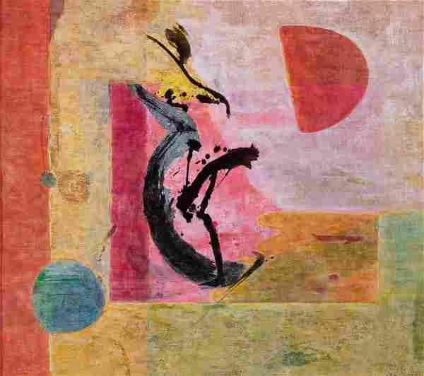 Tsugio Hattori Japanese, 1951-1998 Muse