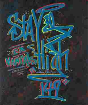 Stay High 149 (Wayne Roberts) American, 1951-2012