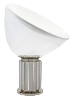 Achille & Pier Castiglioni Aluminum, Glass, Nickel