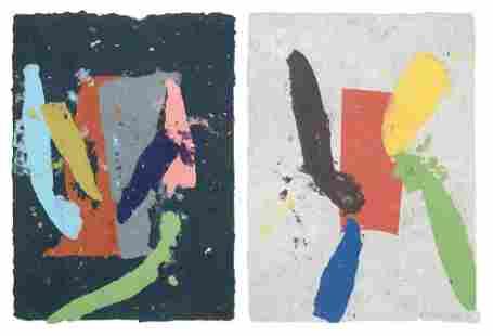 Kikuo Saito Japanese/American, 1939-2016 Dark Grey and