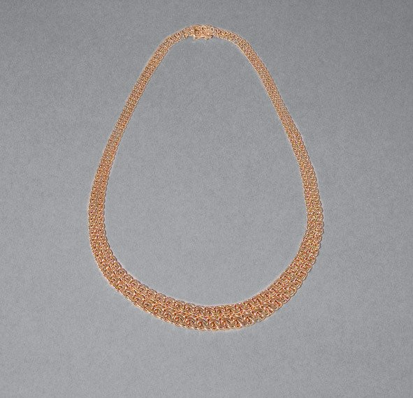 6: Gold Chain Necklace