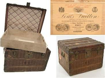 1359: Louis Vuitton Laundry Trunk
