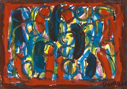 David Driskell American, 1931-2020 Figures, 2002