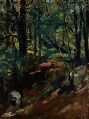 Henry J. Glintenkamp American, 1887-1946 Forest
